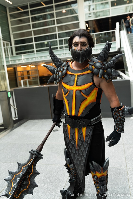 Zürich Game Show 2018 - Cosplay Tag 3 - 011