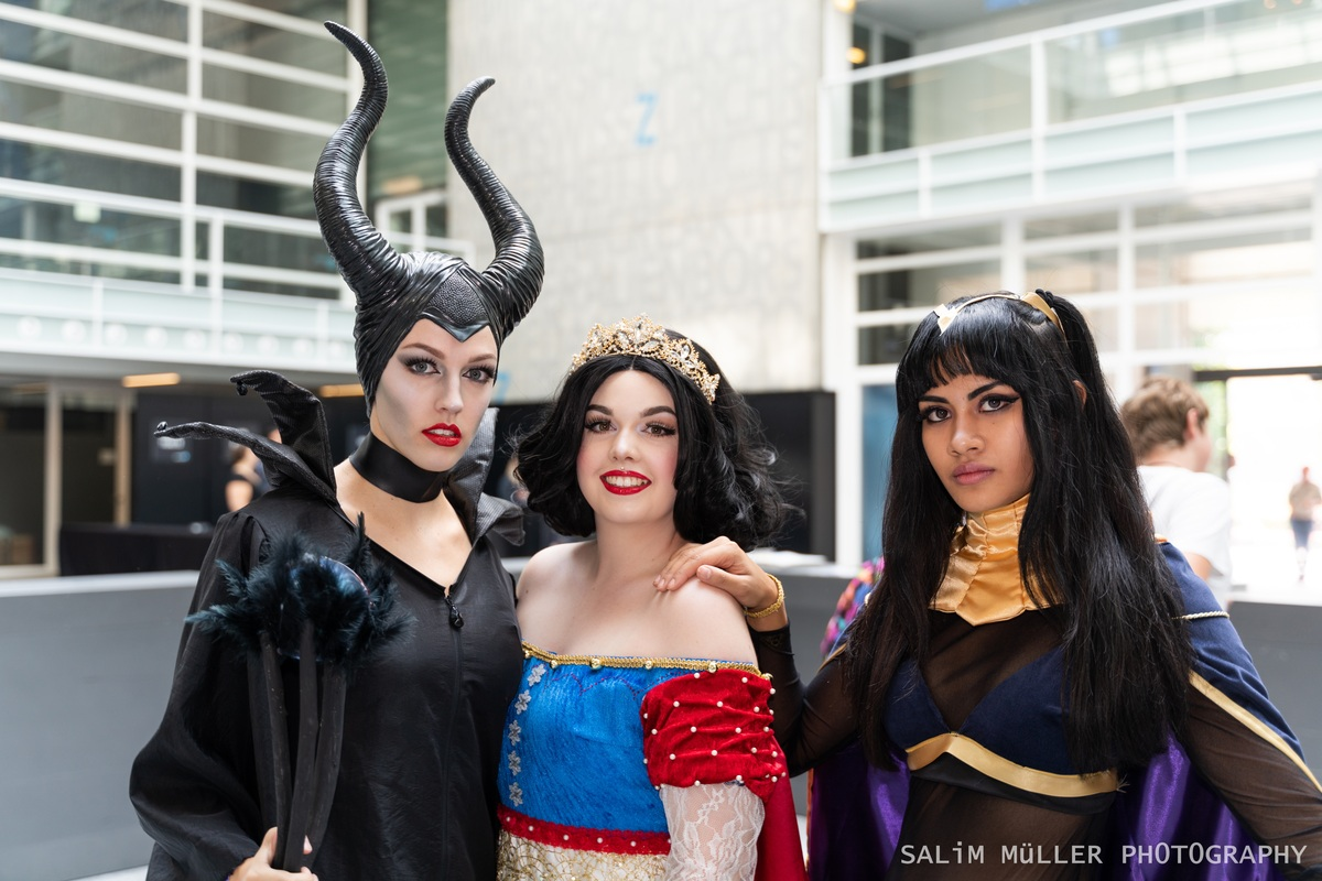 Zürich Game Show 2018 - Cosplay Tag 3 - 015