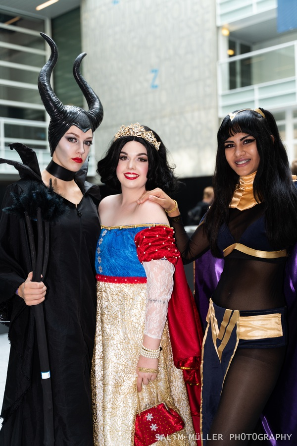 Zürich Game Show 2018 - Cosplay Tag 3 - 018