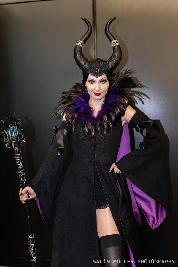 Zürich Game Show 2018 - Cosplay Tag 3 - 022