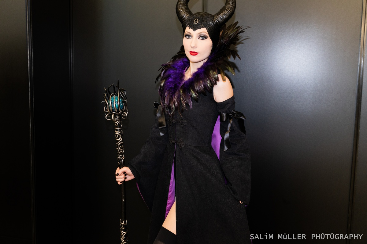 Zürich Game Show 2018 - Cosplay Tag 3 - 026