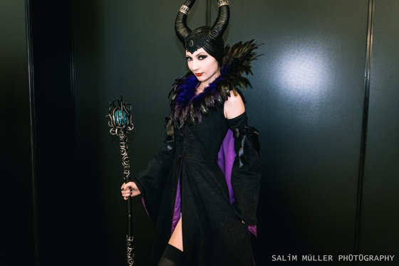 Zürich Game Show 2018 - Cosplay Tag 3 - 027