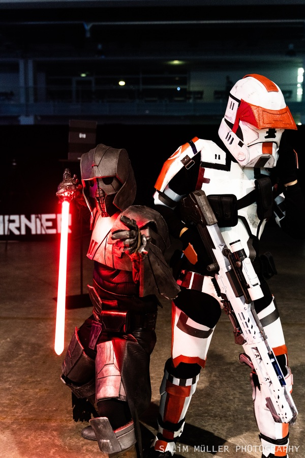 Zürich Game Show 2018 - Cosplay Tag 3 - 033