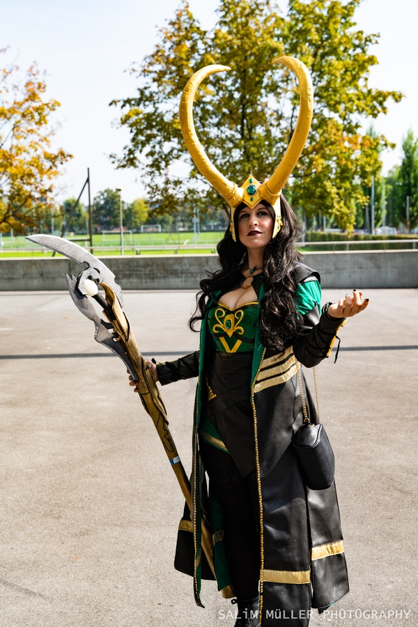 Zürich Game Show 2018 - Cosplay Tag 3 - 057
