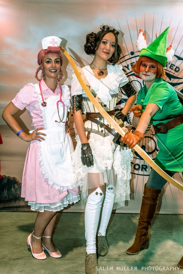 Zürich Game Show 2018 - Cosplay Tag 3 - 080