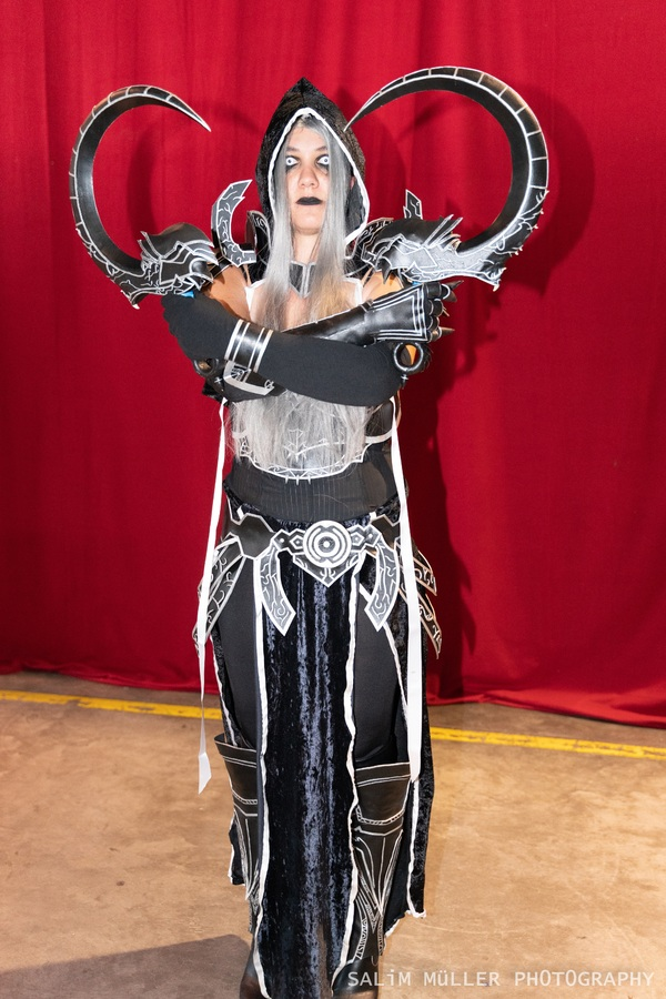Zürich Game Show 2018 - Cosplay Tag 3 - 089
