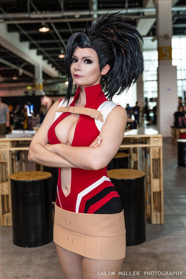 Zürich Game Show 2018 - Cosplay Tag 3 - 090