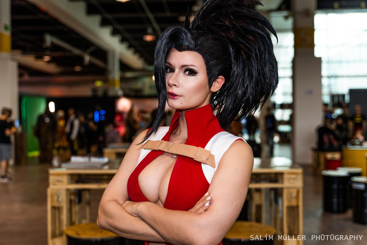 Zürich Game Show 2018 - Cosplay Tag 3 - 092