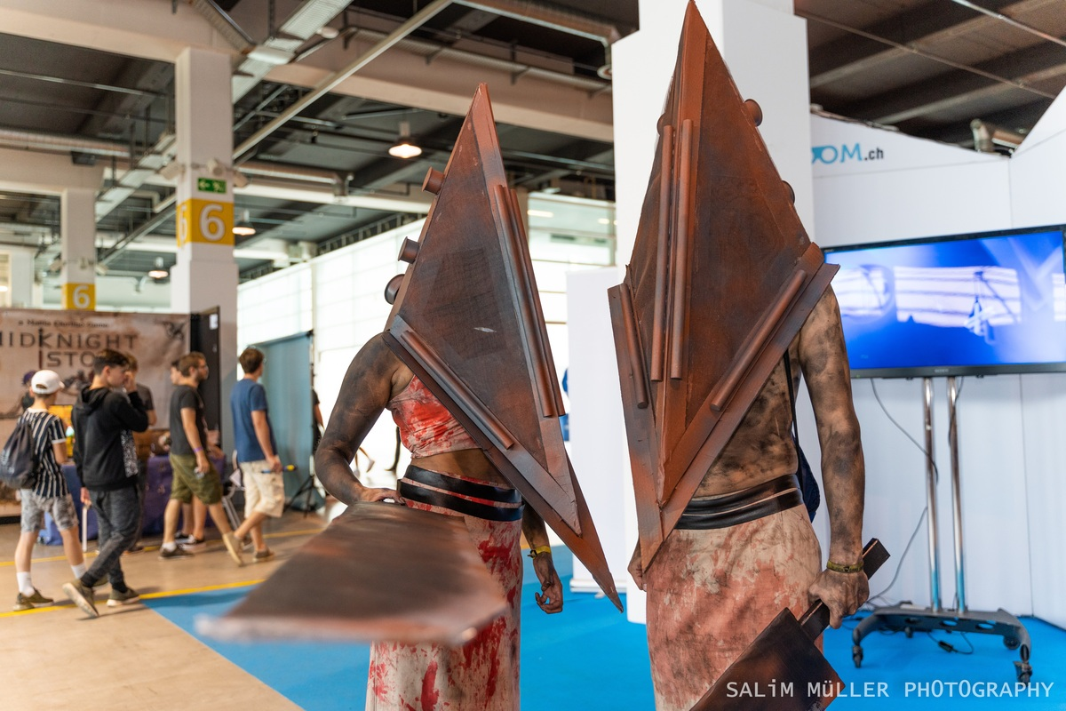 Zürich Game Show 2018 - Cosplay Tag 3 - 096