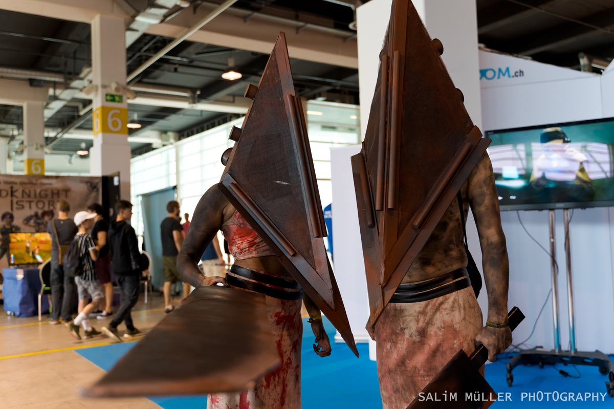 Zürich Game Show 2018 - Cosplay Tag 3 - 097