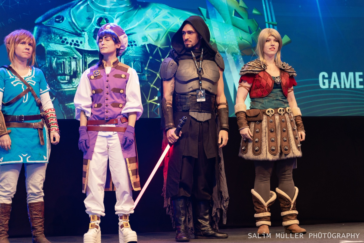 Zürich Game Show 2018 - Cosplay Tag 3 - 107