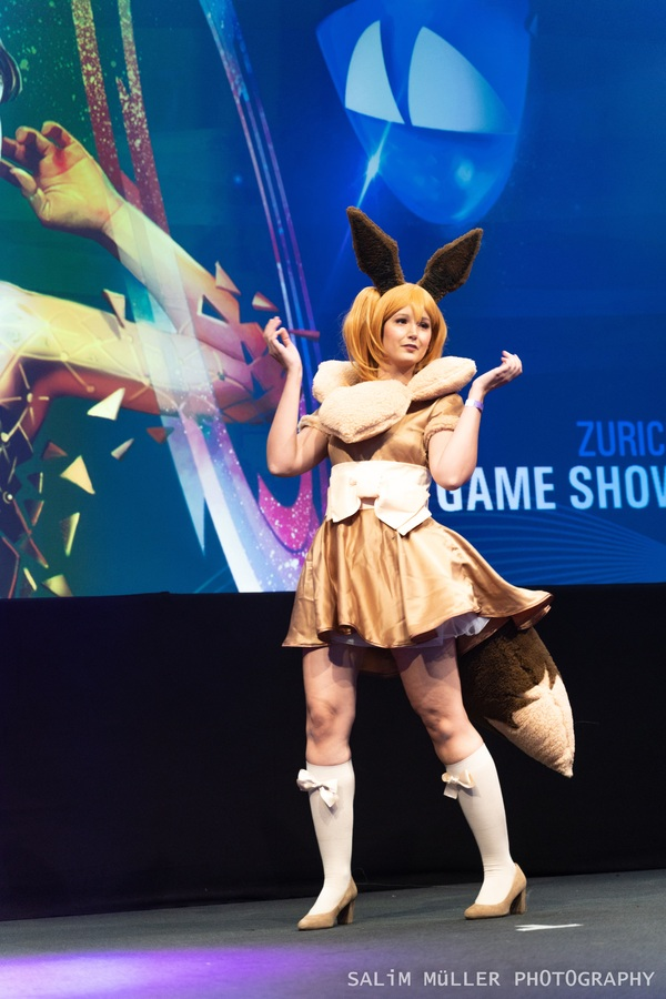 Zürich Game Show 2018 - Cosplay Tag 3 - 115