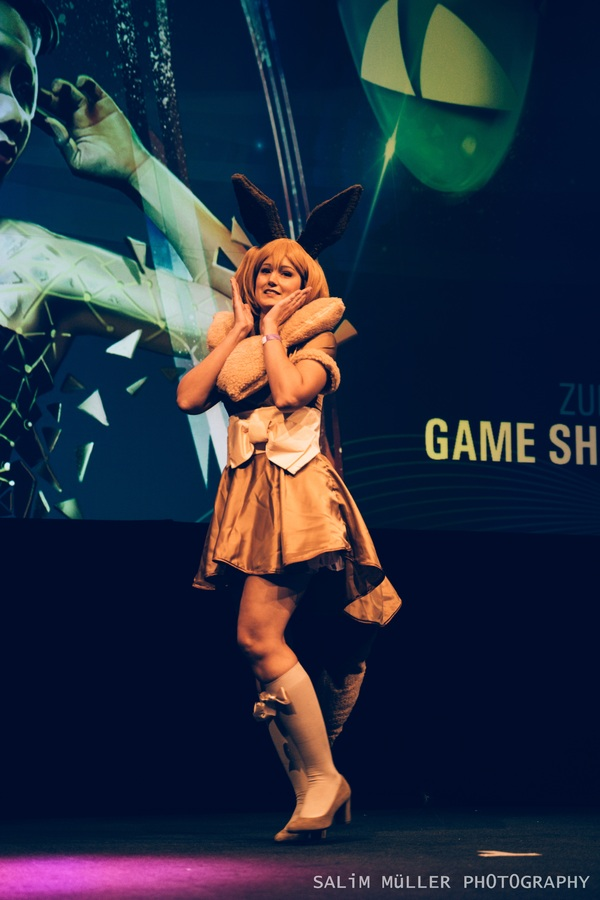 Zürich Game Show 2018 - Cosplay Tag 3 - 117