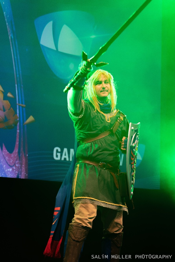 Zürich Game Show 2018 - Cosplay Tag 3 - 127