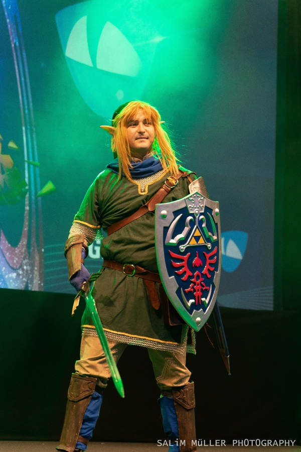 Zürich Game Show 2018 - Cosplay Tag 3 - 128