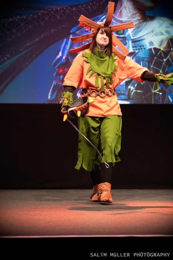 Zürich Game Show 2018 - Cosplay Tag 3 - 131