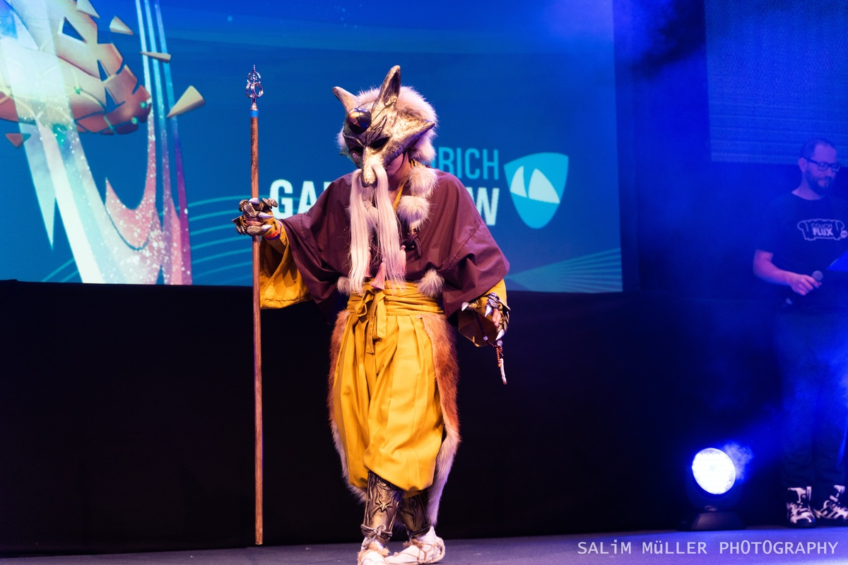 Zürich Game Show 2018 - Cosplay Tag 3 - 137