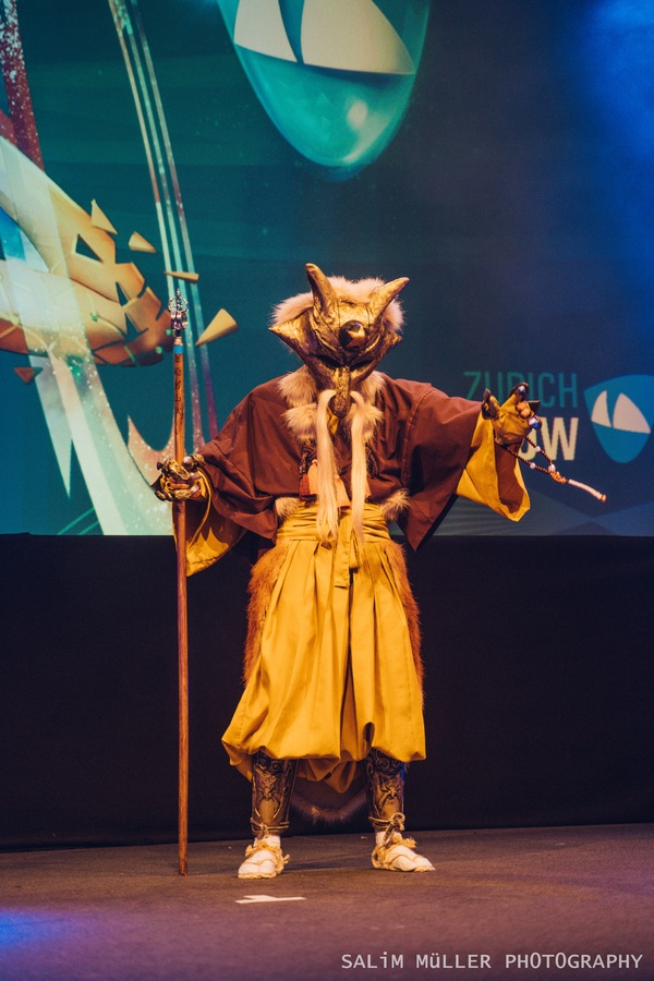 Zürich Game Show 2018 - Cosplay Tag 3 - 138