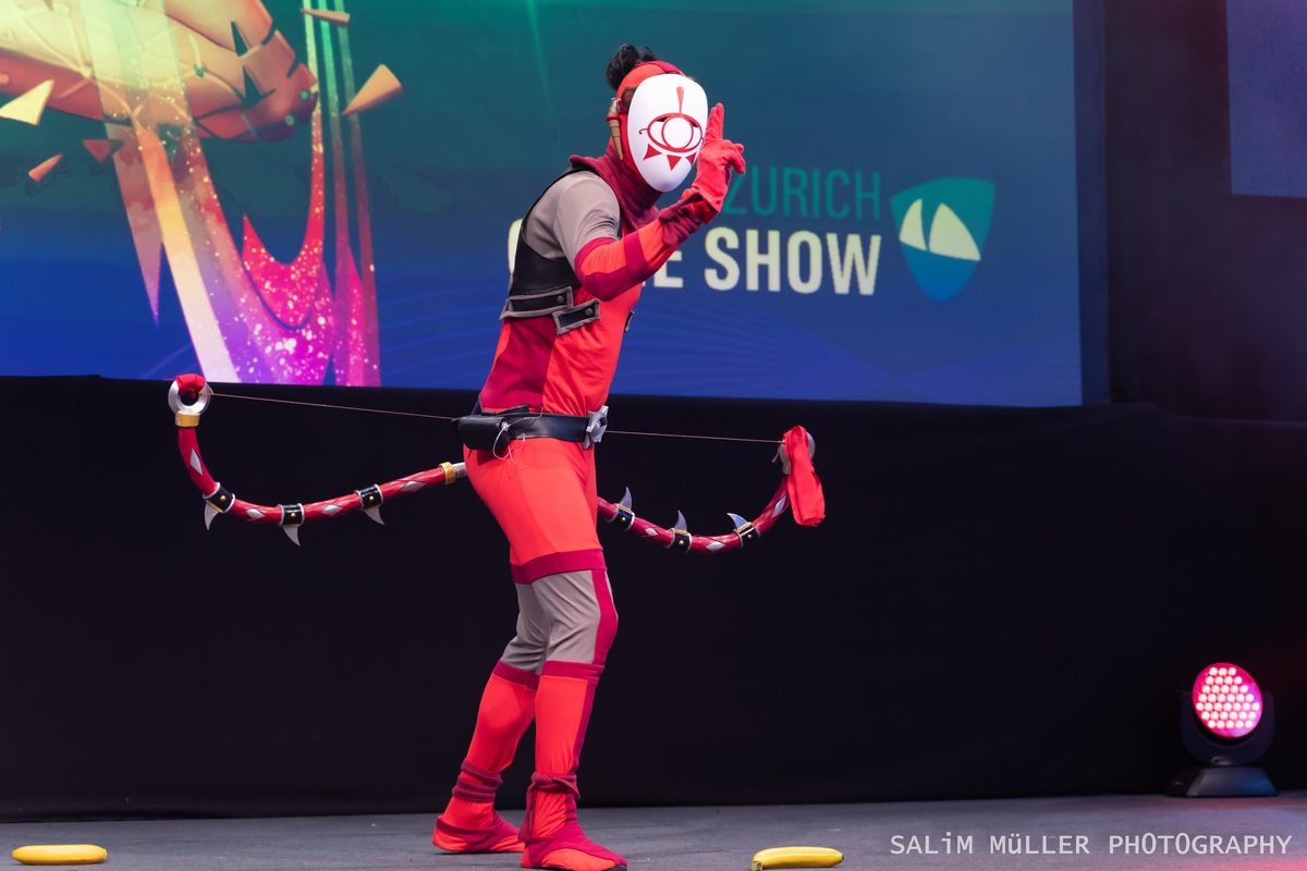 Zürich Game Show 2018 - Cosplay Tag 3 - 149