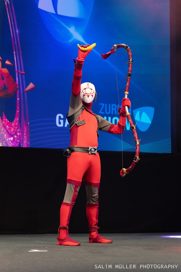 Zürich Game Show 2018 - Cosplay Tag 3 - 150