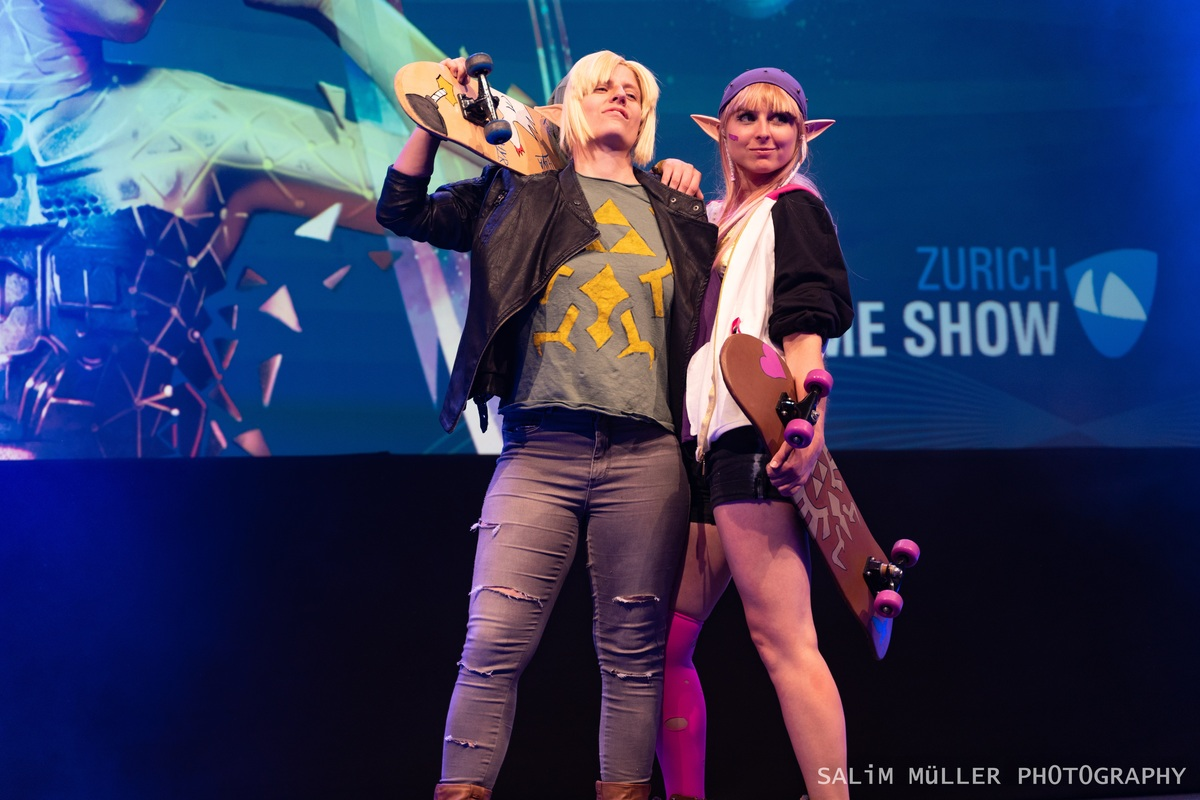 Zürich Game Show 2018 - Cosplay Tag 3 - 156