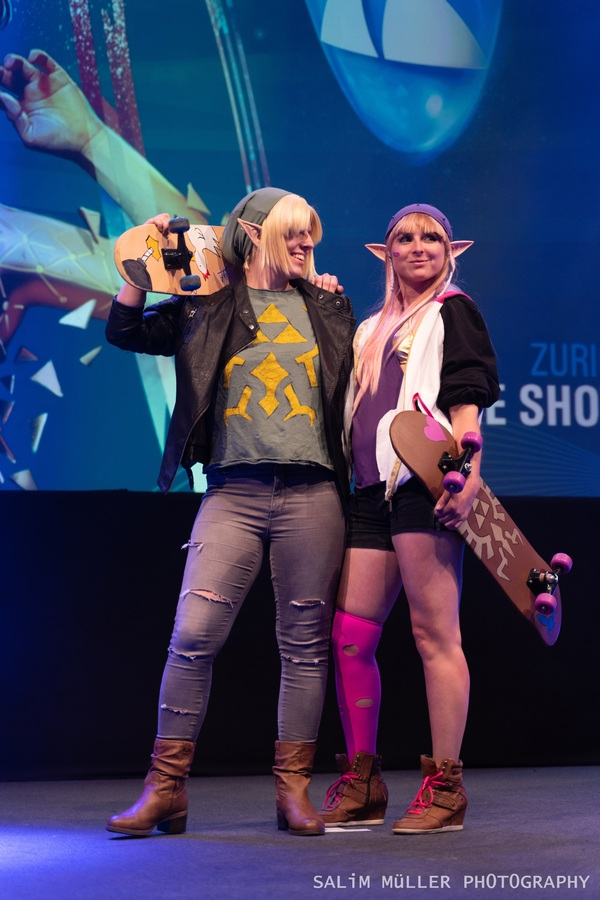 Zürich Game Show 2018 - Cosplay Tag 3 - 160