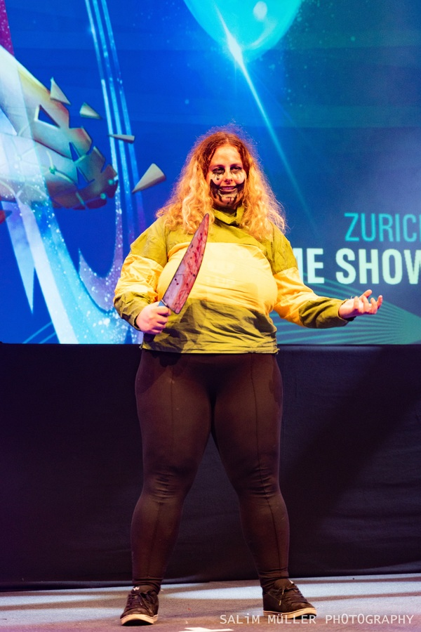 Zürich Game Show 2018 - Cosplay Tag 3 - 164