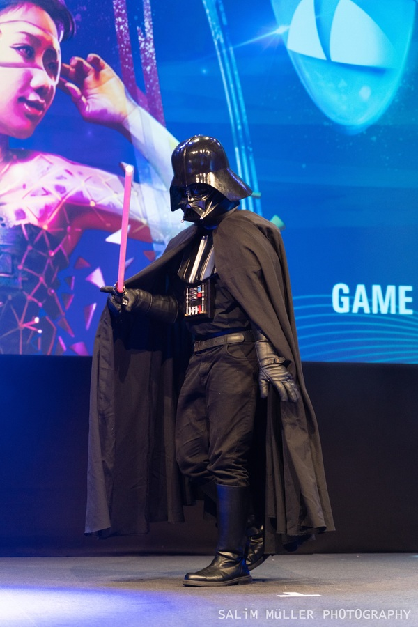 Zürich Game Show 2018 - Cosplay Tag 3 - 167