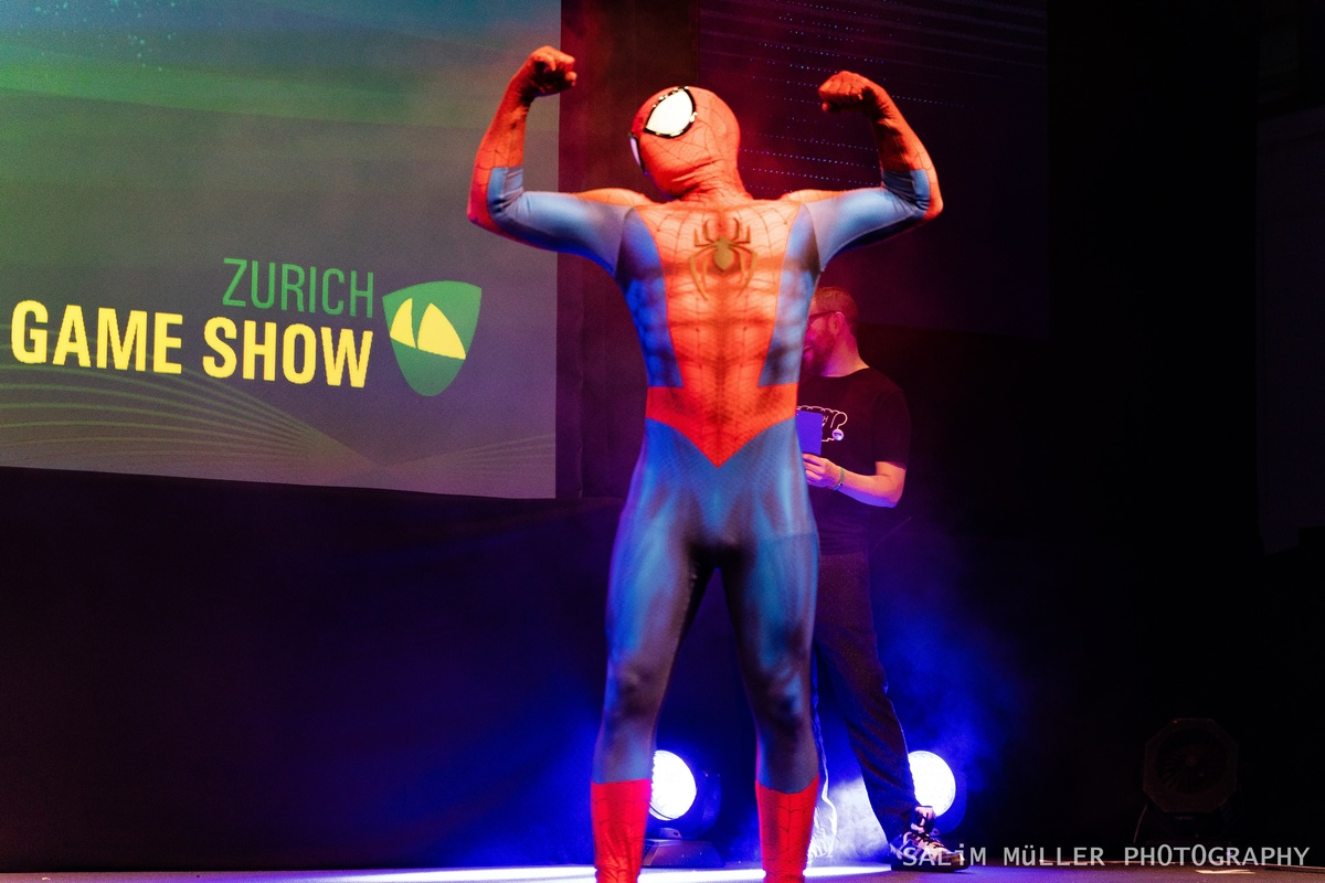 Zürich Game Show 2018 - Cosplay Tag 3 - 171