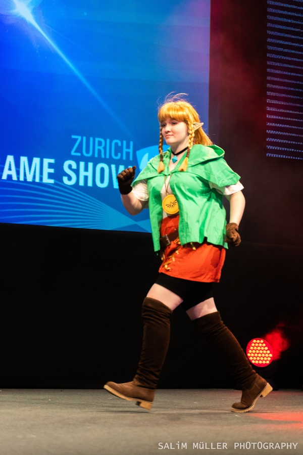 Zürich Game Show 2018 - Cosplay Tag 3 - 173