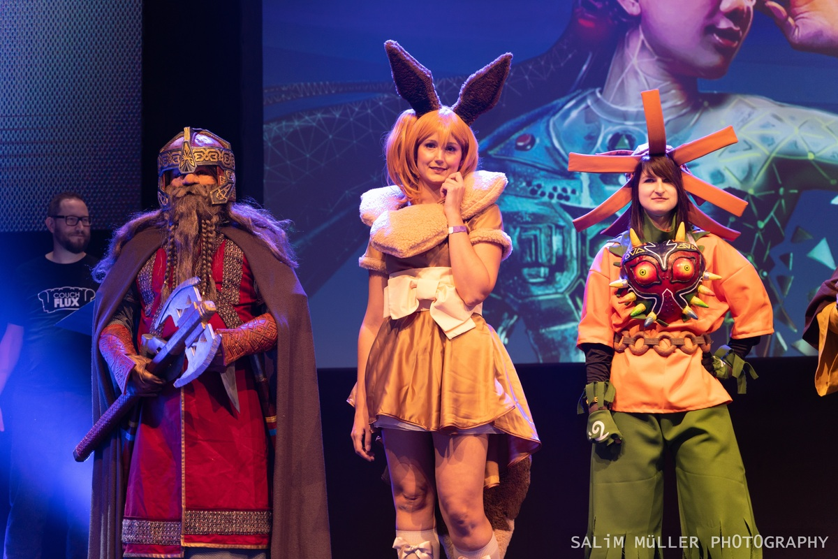Zürich Game Show 2018 - Cosplay Tag 3 - 187