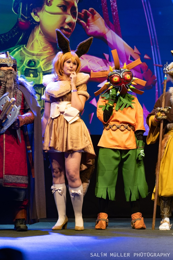 Zürich Game Show 2018 - Cosplay Tag 3 - 193