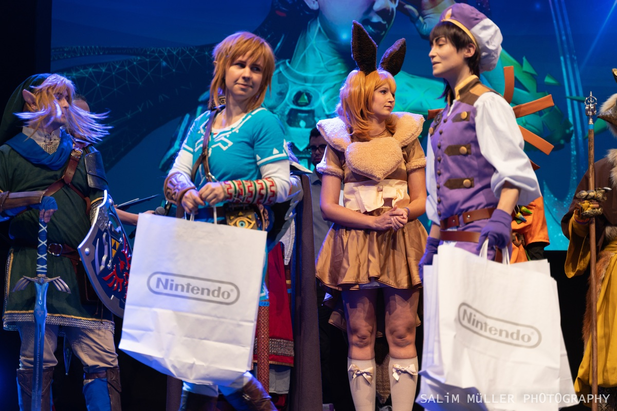 Zürich Game Show 2018 - Cosplay Tag 3 - 195