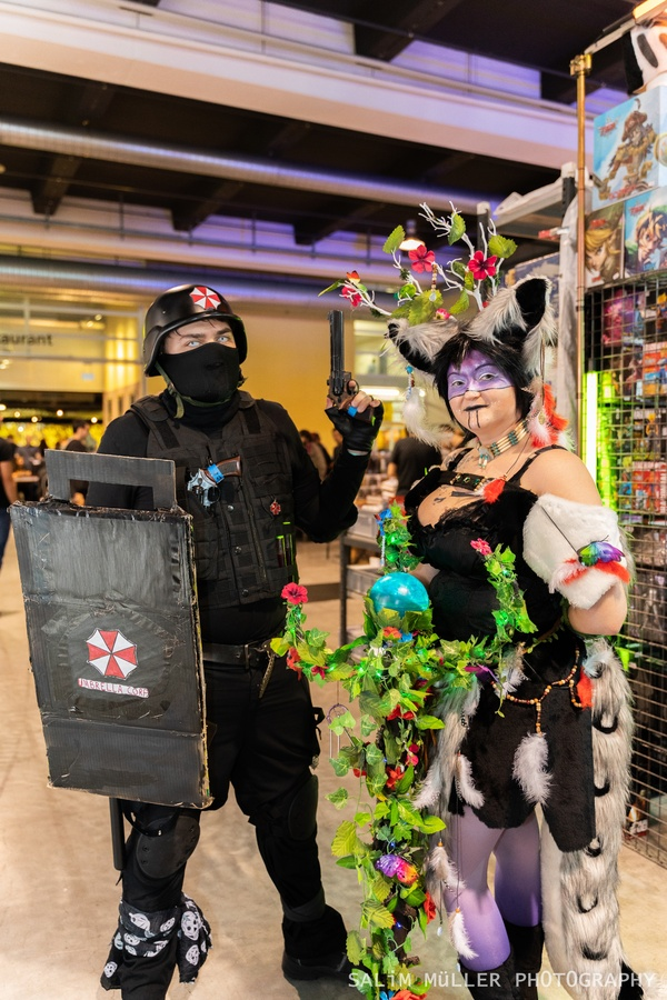 Zürich Game Show 2018 - Cosplay Tag 2 - 011