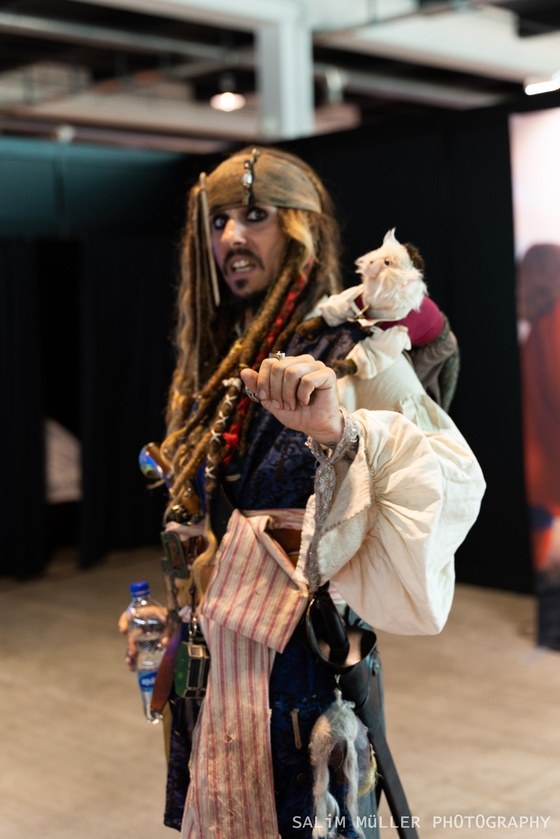 Zürich Game Show 2018 - Cosplay Tag 2 - 016