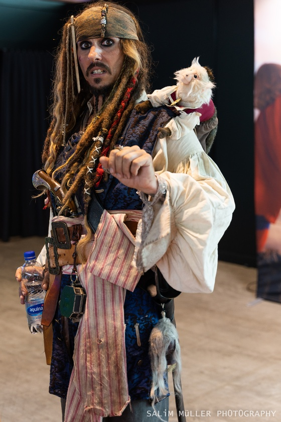 Zürich Game Show 2018 - Cosplay Tag 2 - 017