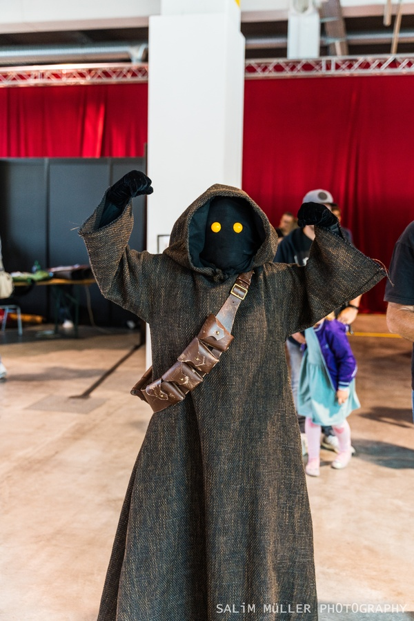 Zürich Game Show 2018 - Cosplay Tag 2 - 018