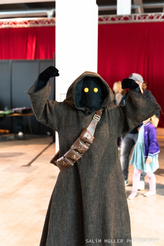 Zürich Game Show 2018 - Cosplay Tag 2 - 019
