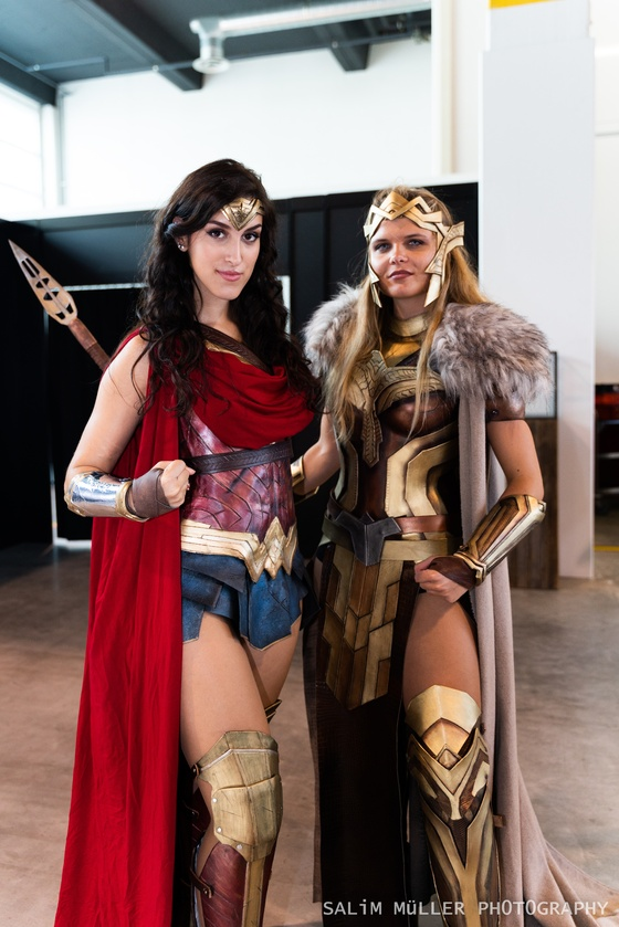 Zürich Game Show 2018 - Cosplay Tag 2 - 020