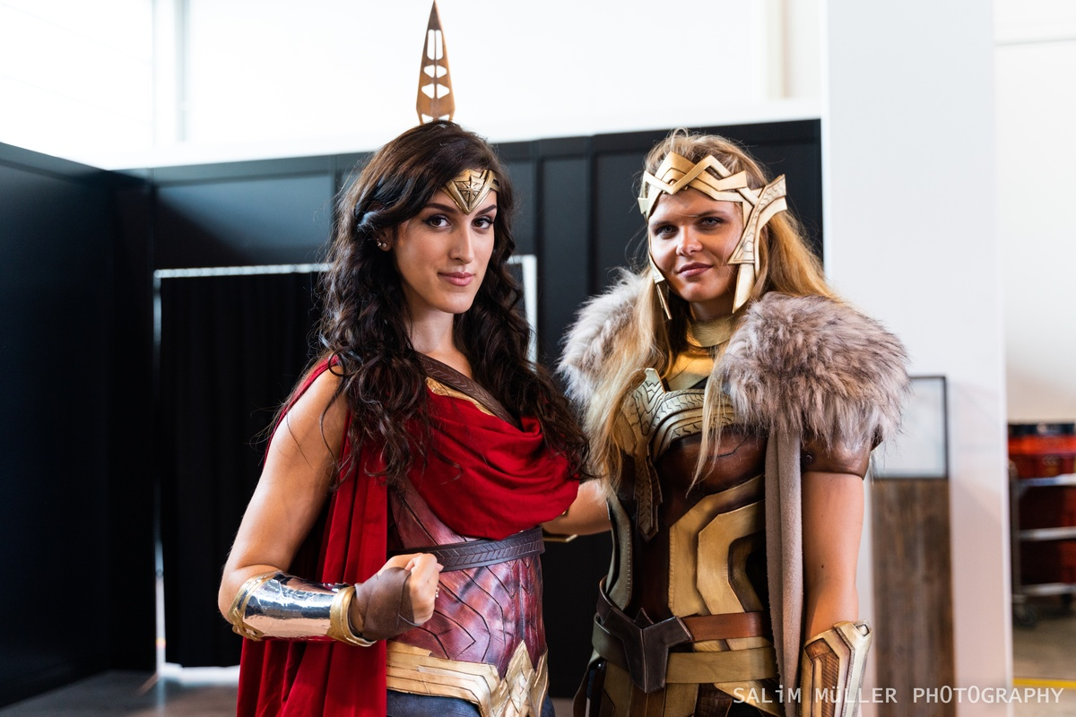 Zürich Game Show 2018 - Cosplay Tag 2 - 022