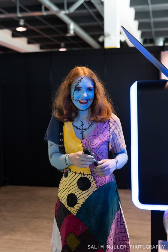 Zürich Game Show 2018 - Cosplay Tag 2 - 023