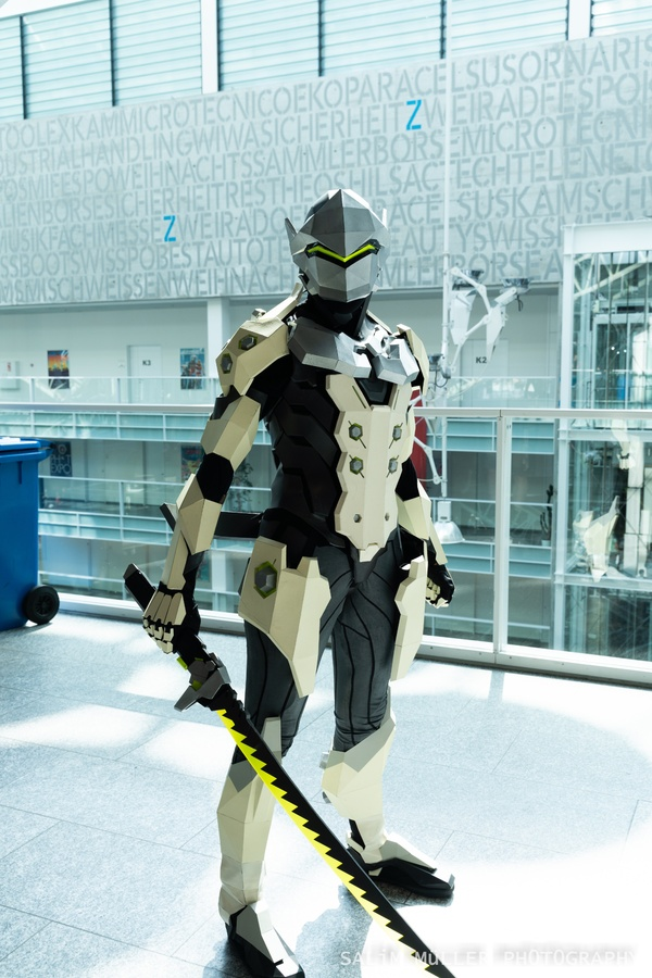 Zürich Game Show 2018 - Cosplay Tag 2 - 027
