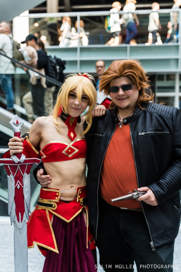 Zürich Game Show 2018 - Cosplay Tag 2 - 037