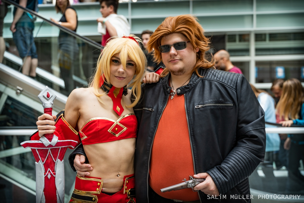 Zürich Game Show 2018 - Cosplay Tag 2 - 040
