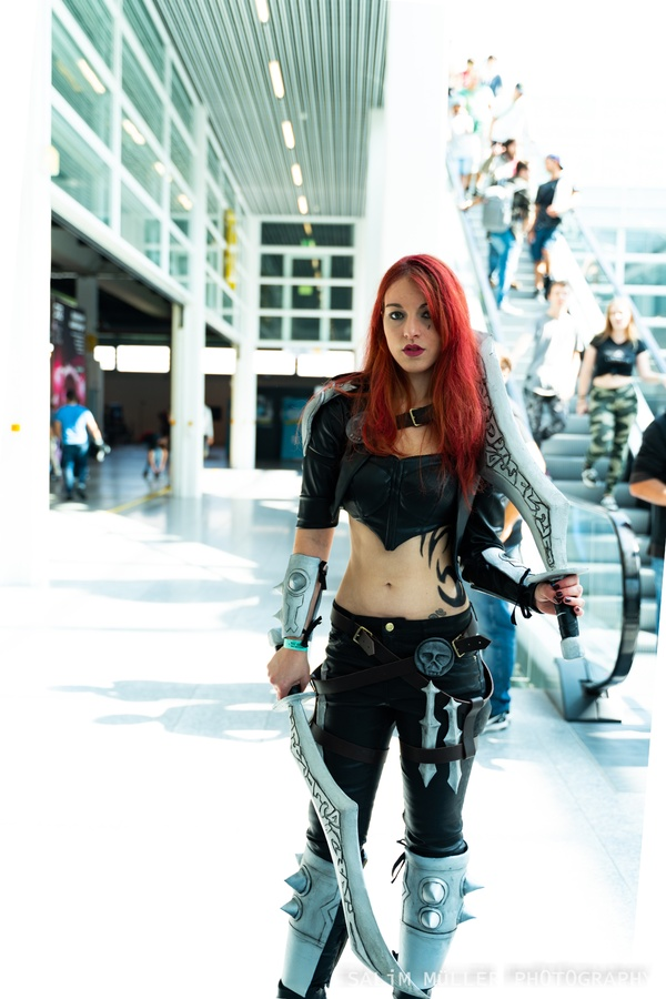 Zürich Game Show 2018 - Cosplay Tag 2 - 045