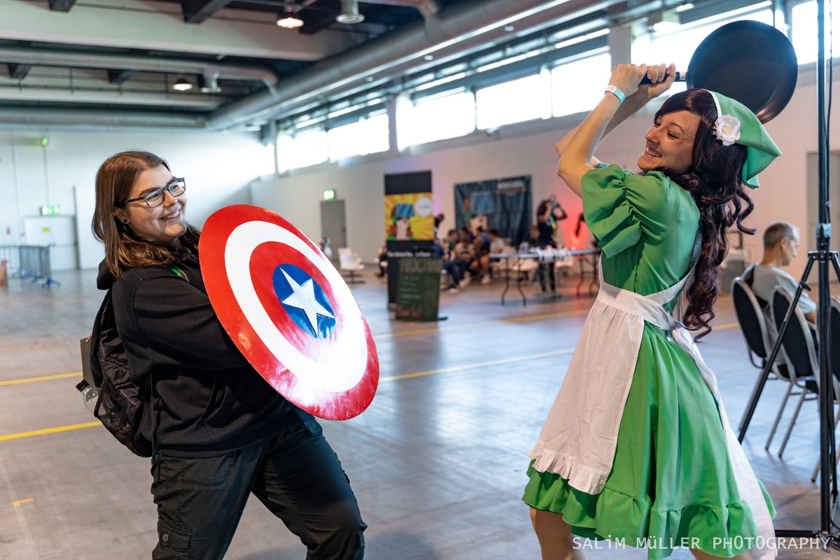 Zürich Game Show 2018 - Cosplay Tag 2 - 050