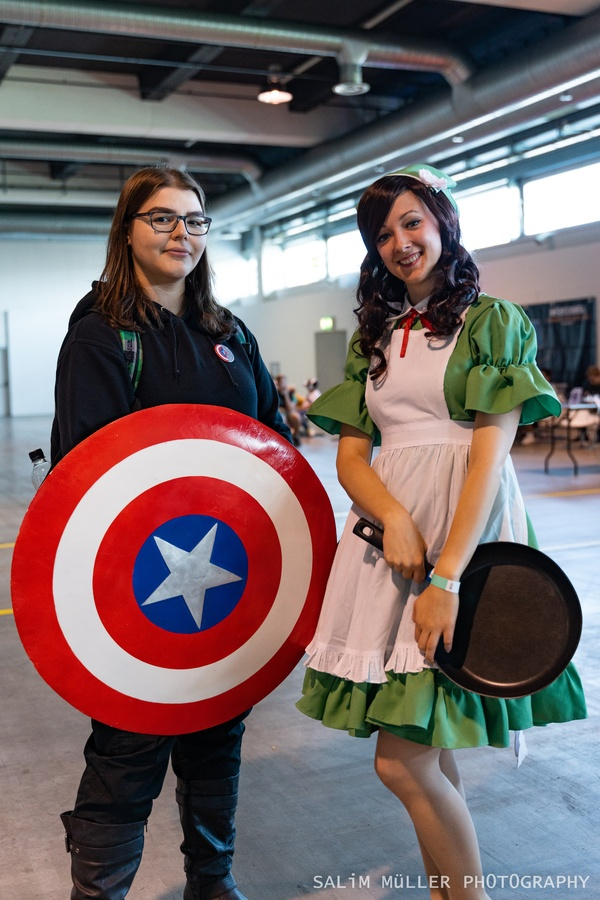 Zürich Game Show 2018 - Cosplay Tag 2 - 051