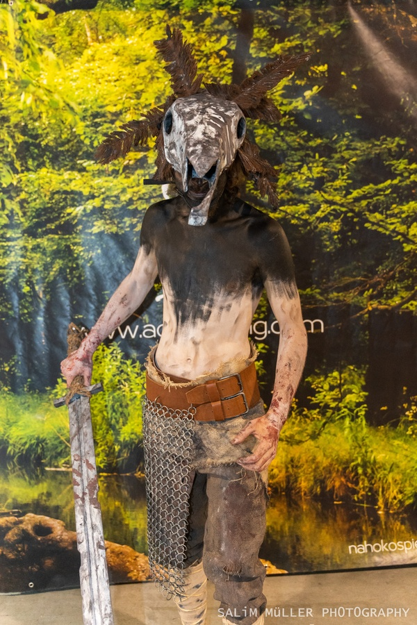 Zürich Game Show 2018 - Cosplay Tag 2 - 054