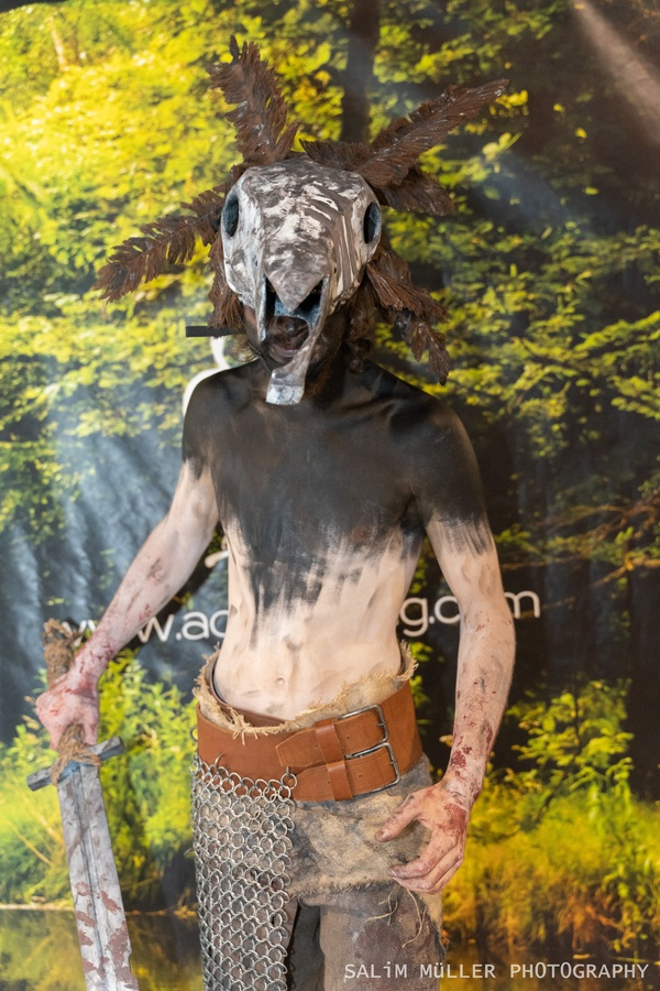 Zürich Game Show 2018 - Cosplay Tag 2 - 055