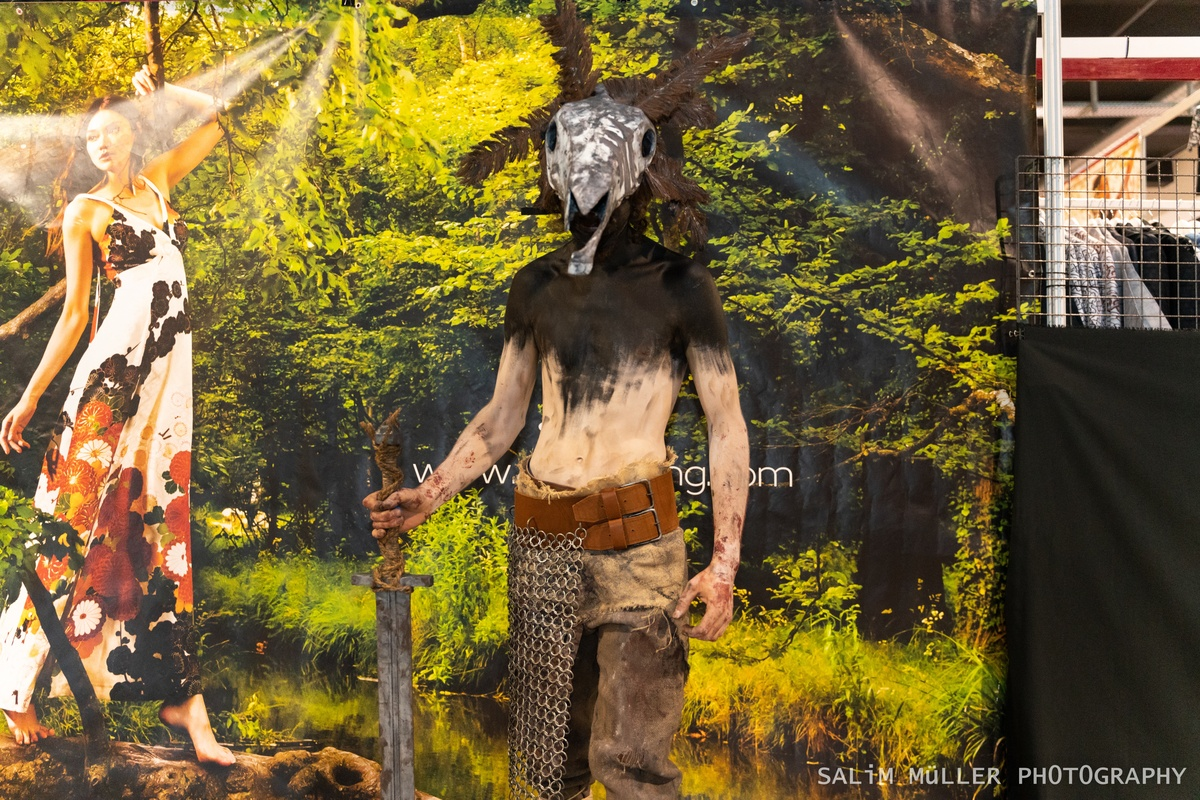 Zürich Game Show 2018 - Cosplay Tag 2 - 056